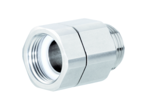 Vantage Supply Group Swivel Joint Stainless Steel